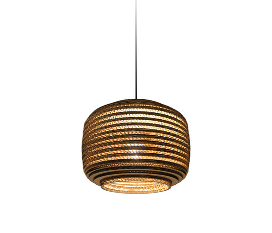 Ausi12 Natural Pendant by Graypants | General lighting