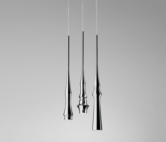 Slend pendant lamp by BOVER | General lighting