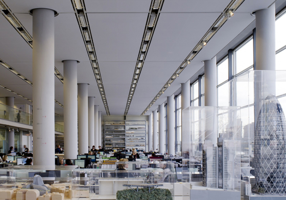 Soft Cells | Ceiling installation by Kvadrat Soft Cells | Complete systems