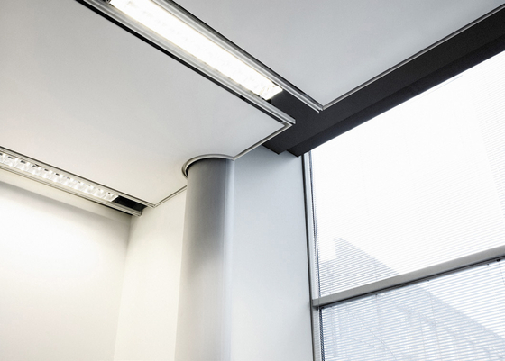 Soft Cells | Ceiling installation de Kvadrat Soft Cells | Techos luminosos