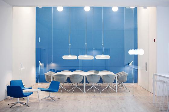 Soft Cells Broadline | Wall installation di Kvadrat Soft Cells | Sistemi assorbimento acustico parete
