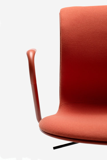 Pro New Armchair by Flötotto | Visitors chairs / Side chairs