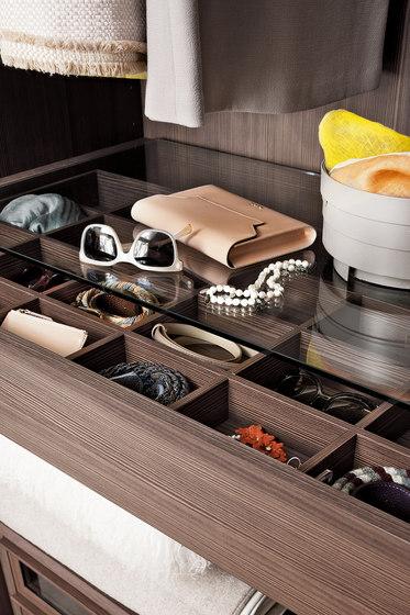 Armadio Prima | Sliding door by LEMA | Cabinets