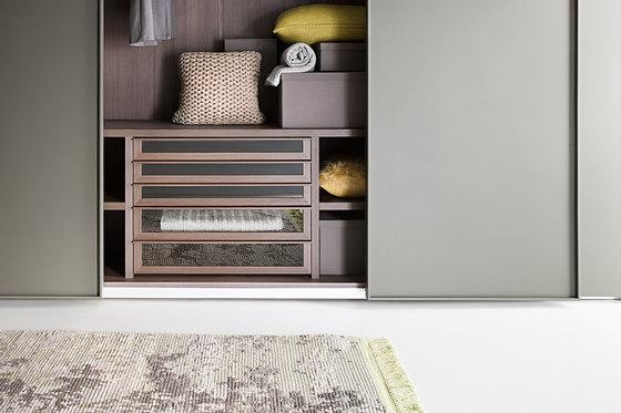 Armadio Liscia | Sliding door by LEMA | Cabinets