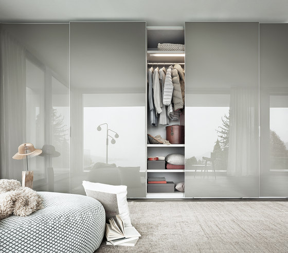 Armadio Fina   Sliding door by LEMA   Cabinets