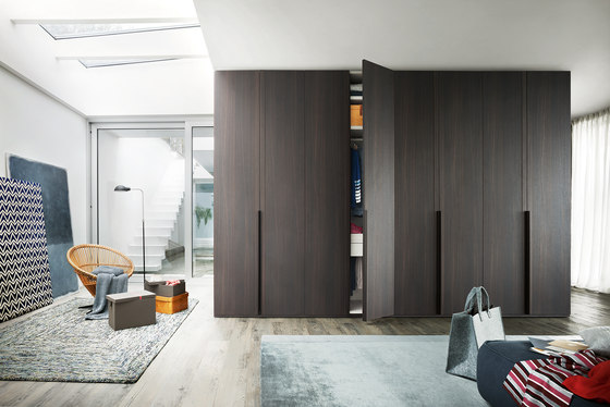 Armadio Ligno | Hinged door by LEMA | Cabinets