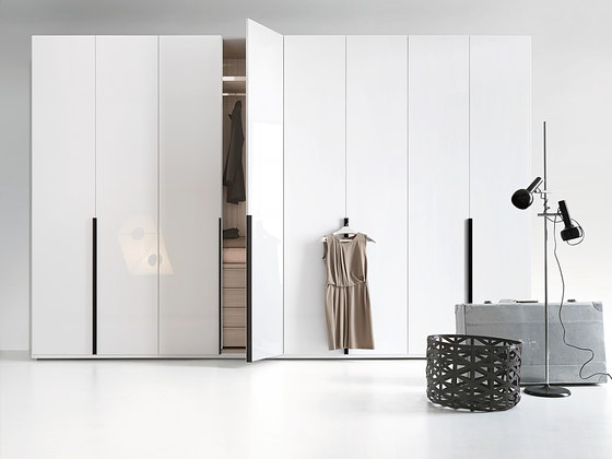 Armadio Flago | Hinged door by LEMA | Cabinets