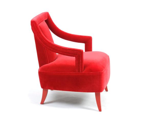 Corset | Armchair von MUNNA | Sessel