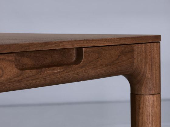 M11 Desk von Zeitraum | Esstische