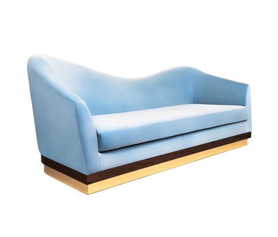 Hughes | Sofa by MUNNA | Lounge sofas