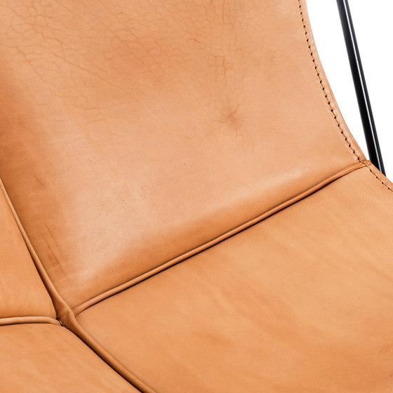Hardoy   Butterfly Chair   Saddle Leather de Manufakturplus   Fauteuils