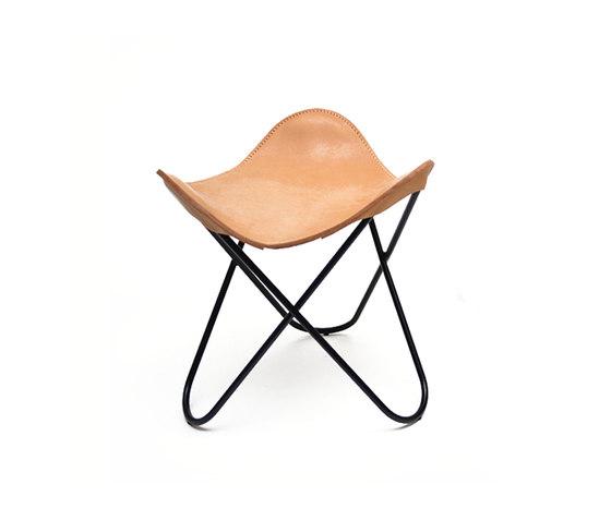 Hardoy Butterfly Chair von Manufakturplus | Hocker