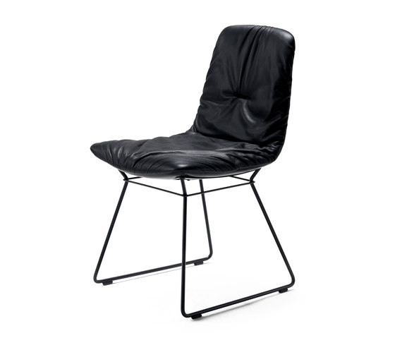 Leya Chair by Freifrau Sitzmöbelmanufaktur | Visitors chairs / Side chairs