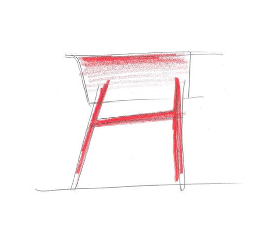 Africa chair by Vondom | Restaurant chairs