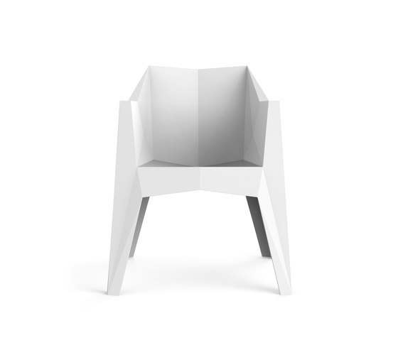 Voxel Street chair by Vondom | Restaurant chairs