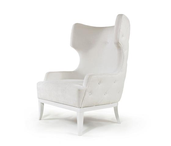 Soft & Creamy | Armchair von MUNNA | Sessel