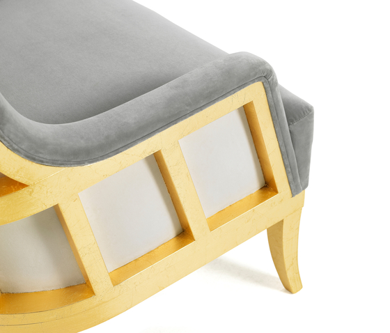 Soft & Creamy | Limited Edition Armchair by MUNNA | Armchairs