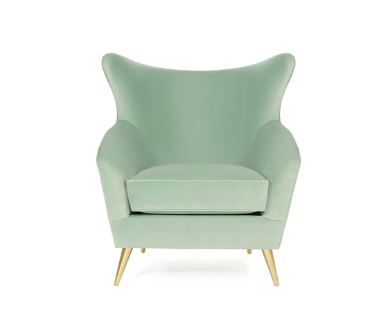 Sophia | Armchair by MUNNA | Lounge chairs