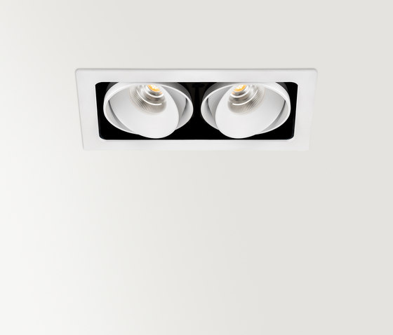 Twist 2 by ARKOSLIGHT | Ceiling-mounted spotlights