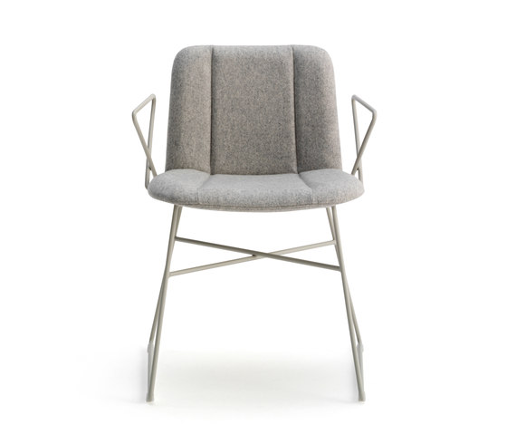 Hippy by Billiani | Visitors chairs / Side chairs