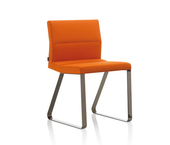 Inka by Billiani | Visitors chairs / Side chairs