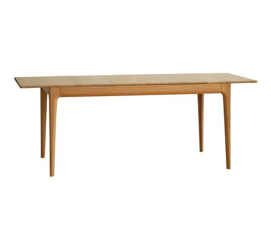 Romana | Medium Extending Dining Table de L.Ercolani | Tables de repas