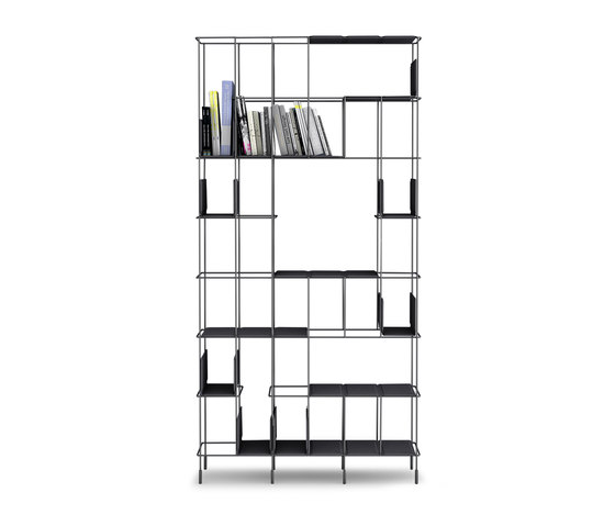 Network bookcase by CASAMANIA & HORM | Shelving