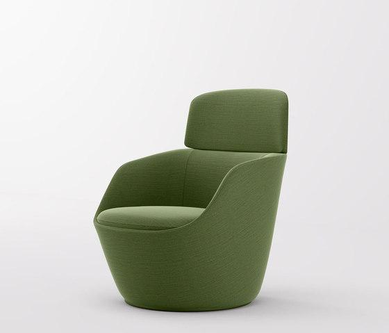 Radar armchair by Casamania | Lounge chairs