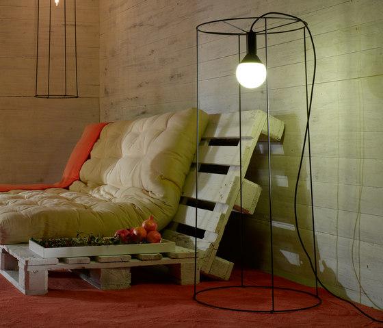 Idea telaio floor by Vesoi | General lighting