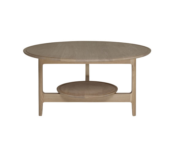 Ercol Oval Coffee Table: COFFEE TABLE - Coffee Tables From Ercol
