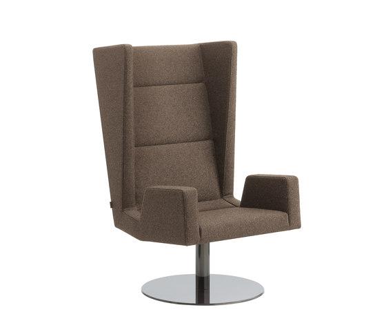 Inka by Billiani | Lounge chairs