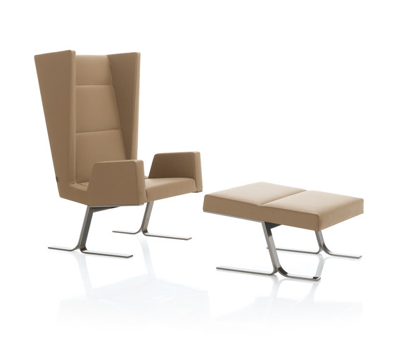 Inka by Billiani | Lounge chairs