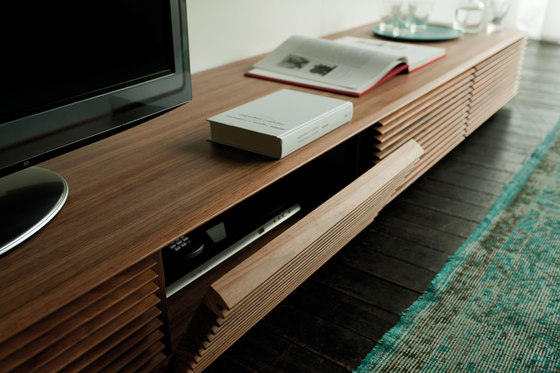 Riga porta tv by Porada | Multimedia sideboards