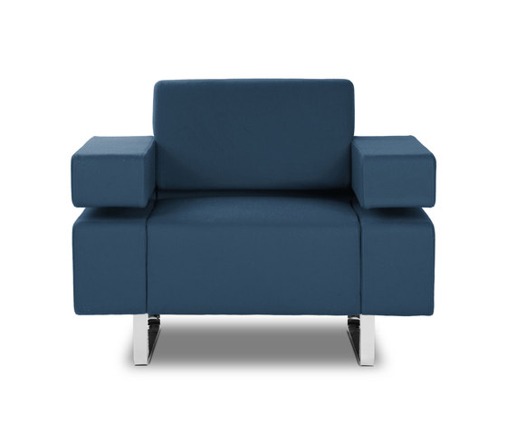 Poseidone Mini de True Design | Fauteuils d'attente