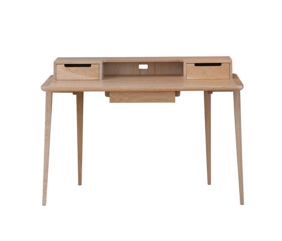 Treviso desk | oak by ercol | Desks