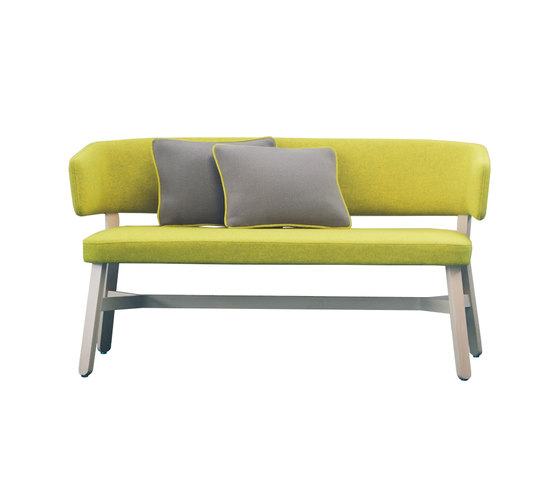 Croissant sofa by Billiani | Waiting area benches