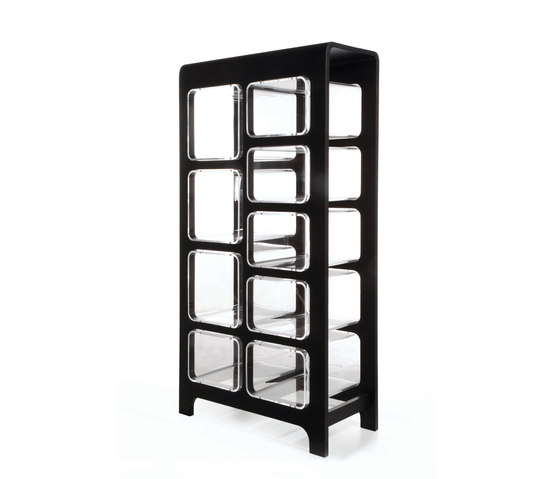 Vertigo II by I + I | Shelving