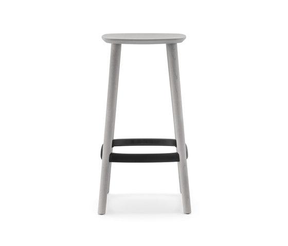 Babila stool by PEDRALI | Bar stools