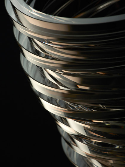 Parts | high crystal platinum by Anna Torfs | Objects