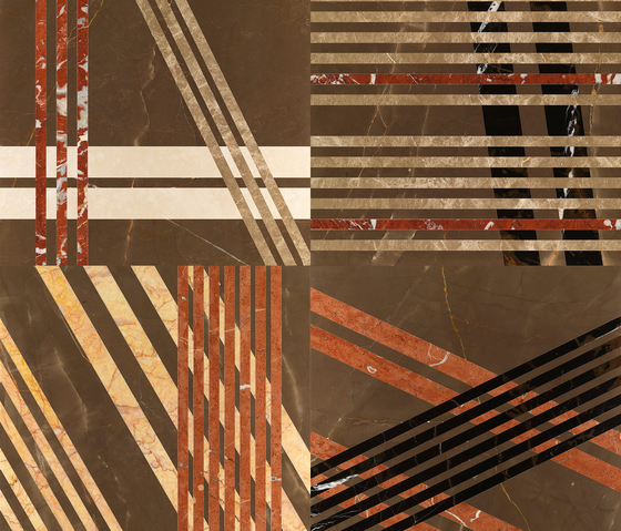 Mikado by Lithos Design | Natural stone panels