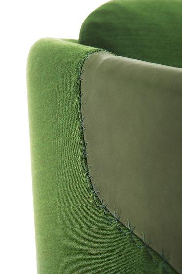 Worn armchair by CASAMANIA & HORM | Armchairs