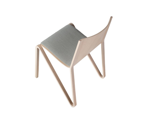Zesty chair by Plycollection | Visitors chairs / Side chairs