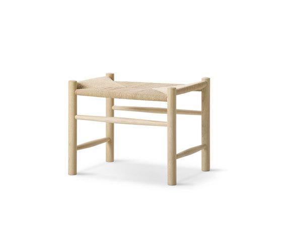Wegner J16 Stool de Fredericia Furniture   Taburetes
