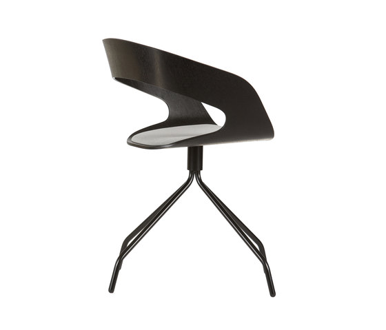 Chat swivel chair de Plycollection | Sièges visiteurs / d'appoint
