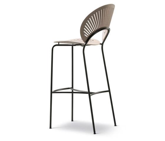 Trinidad Stool de Fredericia Furniture   Taburetes de bar