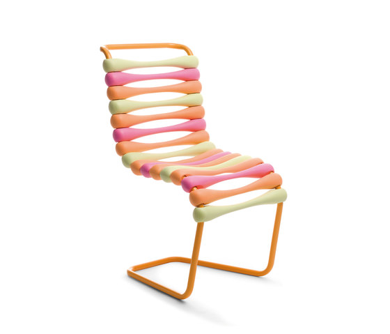 Boing by Gufram | Garden chairs