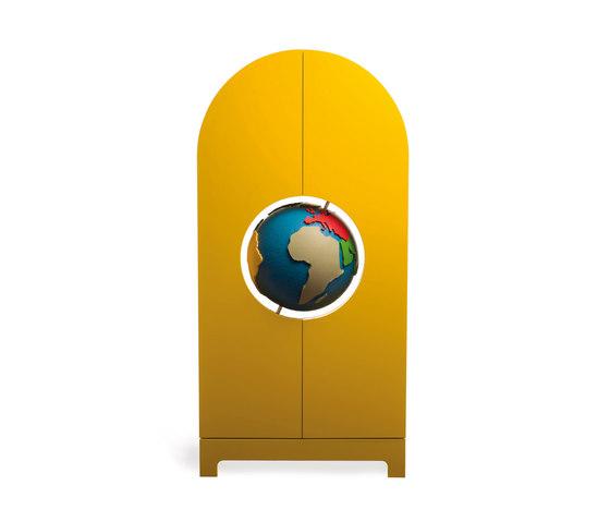 Globe Cabinet by Gufram | Cabinets