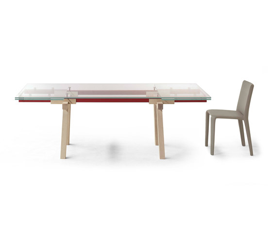 Tracks by Bonaldo | Dining tables