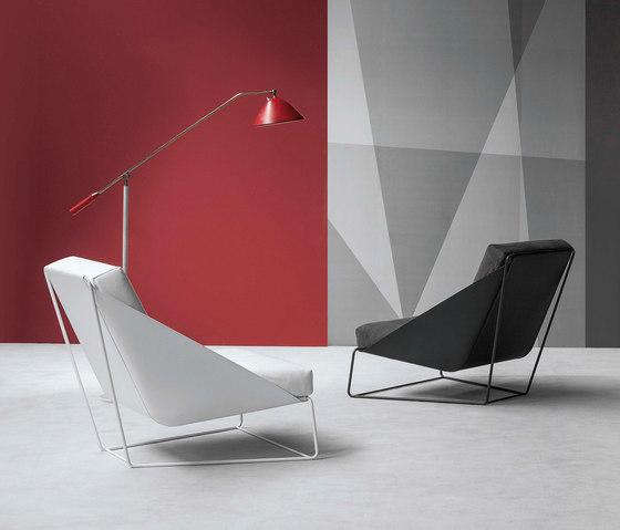 Alfie by Bonaldo | Lounge chairs