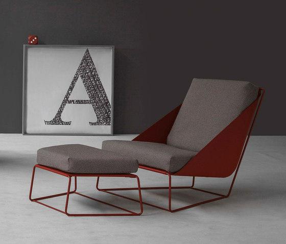 Alfie di Bonaldo | Poltrone lounge